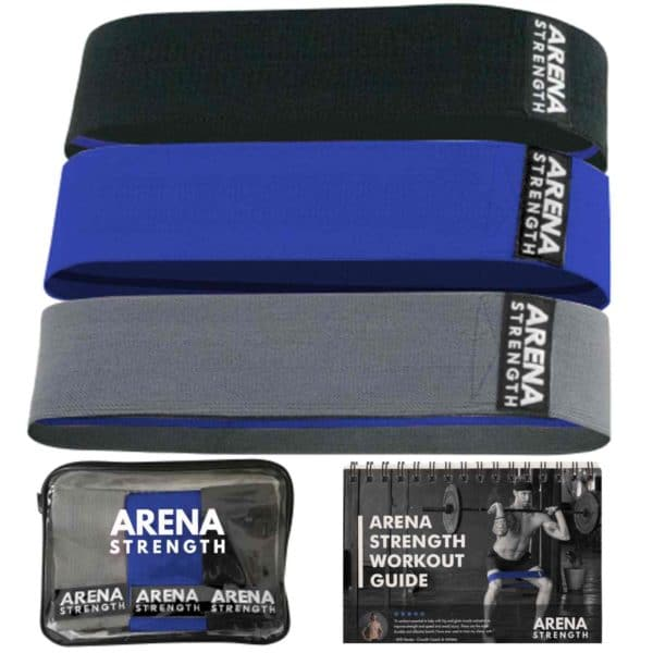 Arena Fabric Resistance Bands
