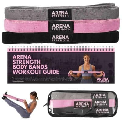 Fabric Pull Up Assist Arena Strenth Body Bands